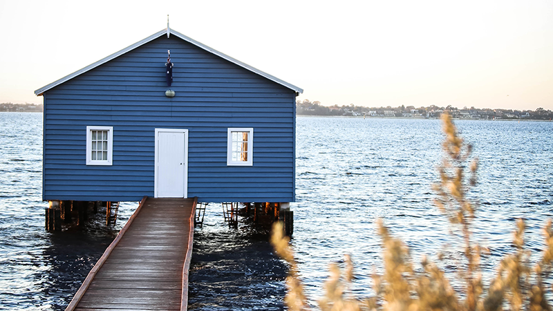 blue-boat-house